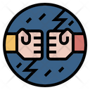 Competition Conflict Fight Icon