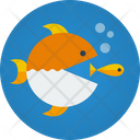 Competition Fish Business Icon