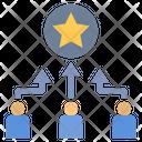 Achievement Aim Competition Icon