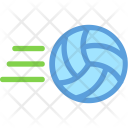 Competition Sports Volleyball Icon