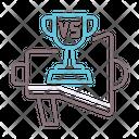 Competition Broadcast Competition Broadcast Competition Icon