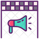 Competition Broadcast Icon