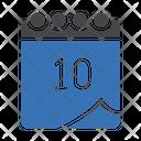 Calendar Date Month Icon
