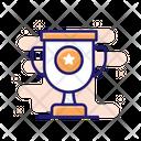 Competition Win Champion Rank Icon