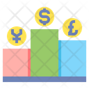 Competitive Currency Rates Icon