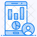 Competitor Analysis Competitor Assessment Data Analytics Icon