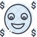 Complacent Self Complacent Smiley Icon
