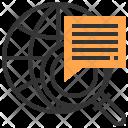 Complaint Content Website Icon