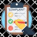 Complaint Claims Compliance Icon