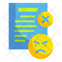 Complaints Bad Review Review Icon