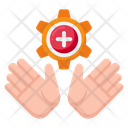 Complementary Massage Massage Service Massage Therapy Icon