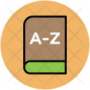 Complete Book A Z Icon