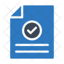 Done Complete Accepted Icon