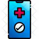 Complete Checkup Results Medical Icon