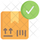 Complete Delivery Package Logistics Icon