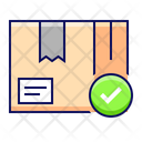 Package Box Shipping Icon