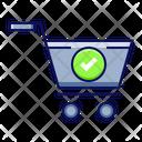 Shopping Cart Basket Icon