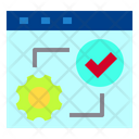 Complete Process Icon
