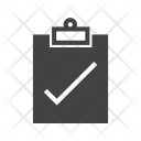 Complete Task Assignment Icon