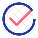 Completed Done Check Icon