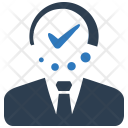 Completed Deadline Checkmark Icon