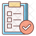 Icompleted Survey Icon