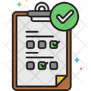 Completed Survey Icon