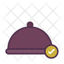 Food Cooking Verify Icon
