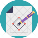 Complex Drawing Icon