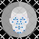 Complex Data Dots Icon