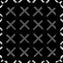 Complex Grid Transform Icon