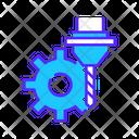Complex Milling Icon