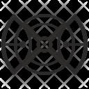 Complex Ornament Icon