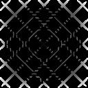 Complex Question Ornament Icon