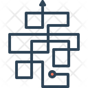 Complicated Complex Difficult Icon