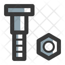 Component Nuts Hardware Icon