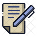 Compose Email Write Icon