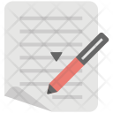 Compose Business Document Icon