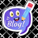 Compose Blog Icon