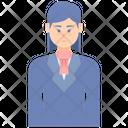 Composer Female Icon