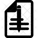 Composing Icon