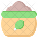 Compost Garbage Organic Icon