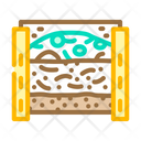 Compost Layer Layers Material Icon