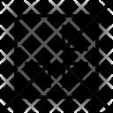 Compress Object Move Icon