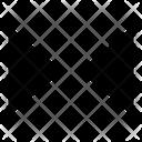 Compress Arrows Shrink Icon