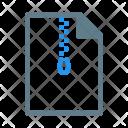 Compress Zip Rar Icon