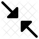Compress Arrow Icon