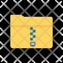 Compressed folder Icon