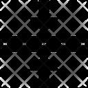 Compression Arrows Icon