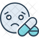 Compulsion Helplessness Pills Icon